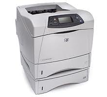HP 4300tn Laser Printer Imprimanta A4 second hand