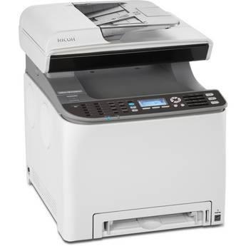 Copiator laser color A4 Ricoh Aficio SP C242SF